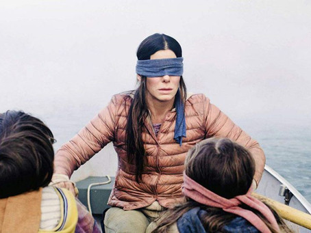 Bird Box: Covered Eyes