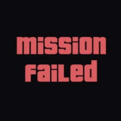 Grand Theft Worship: Mission Failed