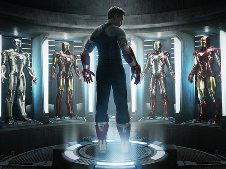 Iron Man: Armor & Upgrades