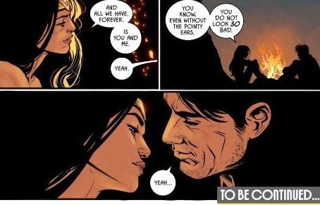 Batman, Wonder Woman, and Guarding Your Heart.