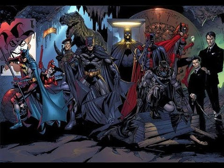 Batman & Elijah: Battle For The Cowl