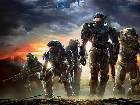 Halo Reach: Greater Love