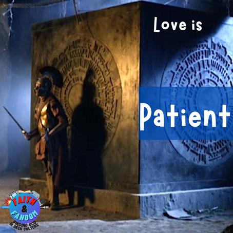 "Meme-ing through the ""Love"" chapter. (1 Corinthians 13:4-8)"