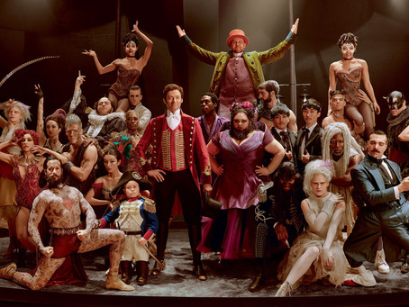 Greatest Showman: The Reality of Vision