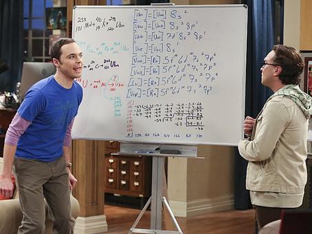 Big Bang Theory: The Wisdom of Man