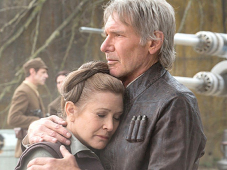 The Force Awakens: When Our World Falls Apart