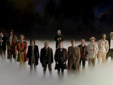 "Doctor Who: The Name Of ""The Doctor"""