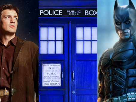 Firefly, Doctor Who, & The Dark Knight: Finding Purpose