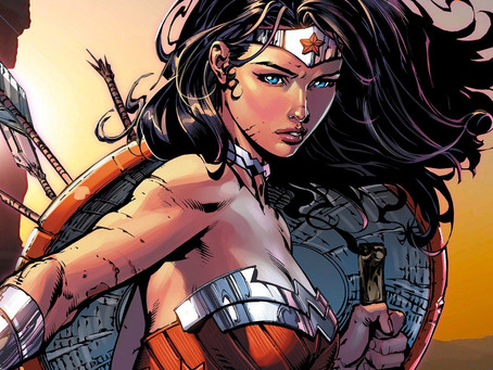 Wonder Woman: Not Of This World