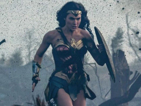 Wonder Woman: No Man's Land