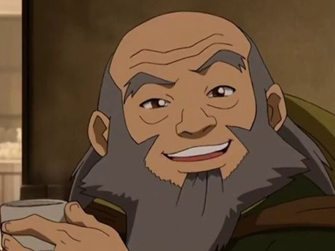 Uncle Iroh & The Wisdom Of Forgiveness