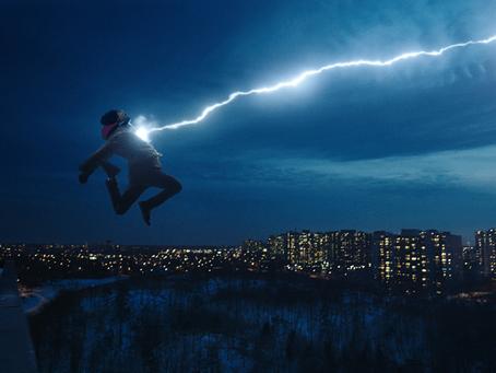 Spiderman / Flash / Shazam / Captain America: Receiving Power