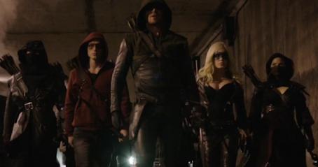 Arrow: Failed This City
