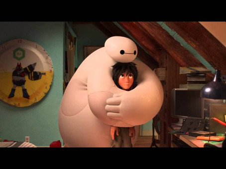 Baymax: Satisfied With Your Care