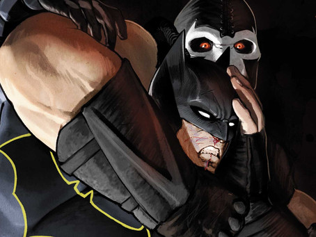 Batman & Bane: Rebirth, Insecurity, &Vulnerability