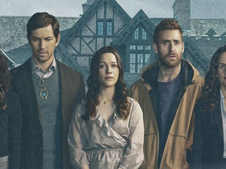 Haunting of Hill House: Haunted by Unforgiveness