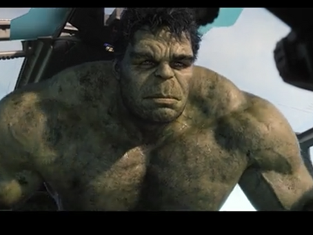 Hulk, Ultron, and Self Condemnation:
