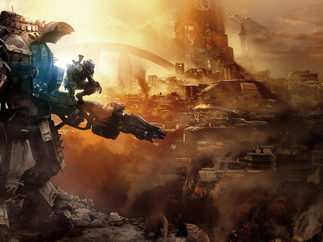 Titanfall: Outer Man perishing