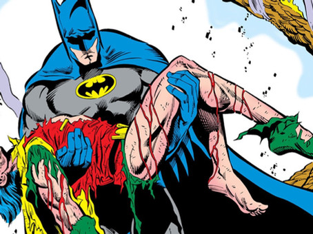 Nobody Stays Dead In Comics: Overcoming The Fear of Death