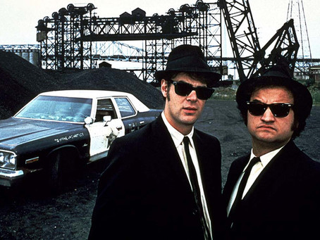 Blues Brothers: God Can Use Anyone