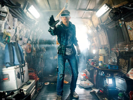 Ready Player One: The Joy of the Search