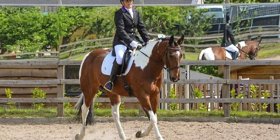 British Riding Clubs Novice Winter Dressage Qualifier