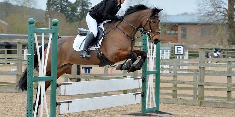 British Riding Clubs Winter Show Jumping Qualifier