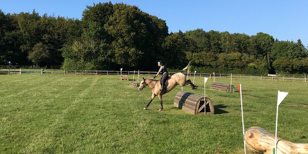 Cross Country Training at Rosehill Equestrian BOOKINGS CLOSED