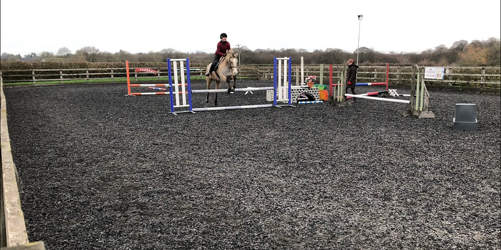 Poles OR jumping with Ellie Balian