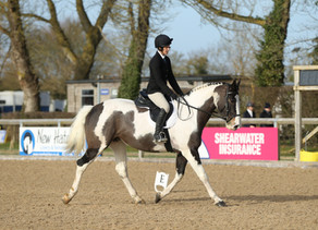 Ian Cast dressage clinic, 17th March 2020