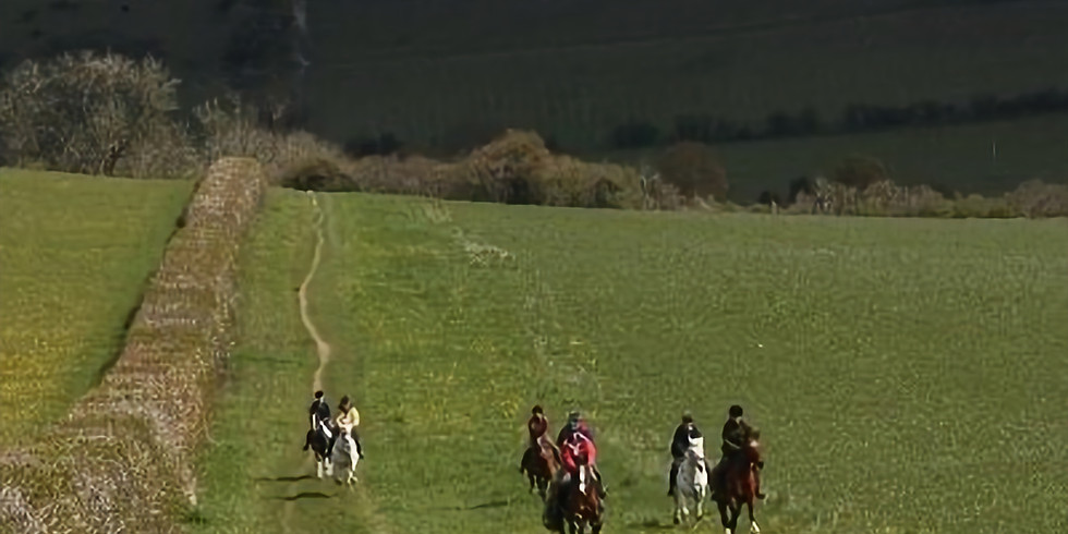Naphill Riding Club Members Trail ride - open to non-members too!