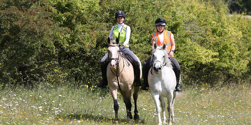 CANCELLED - MEET & GREET RIDE FROM RADNAGE HOUSE STABLES