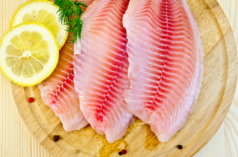 Fillets tilapia