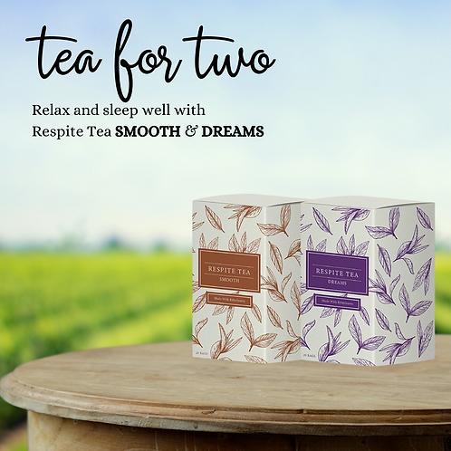 Respite tea for Two!