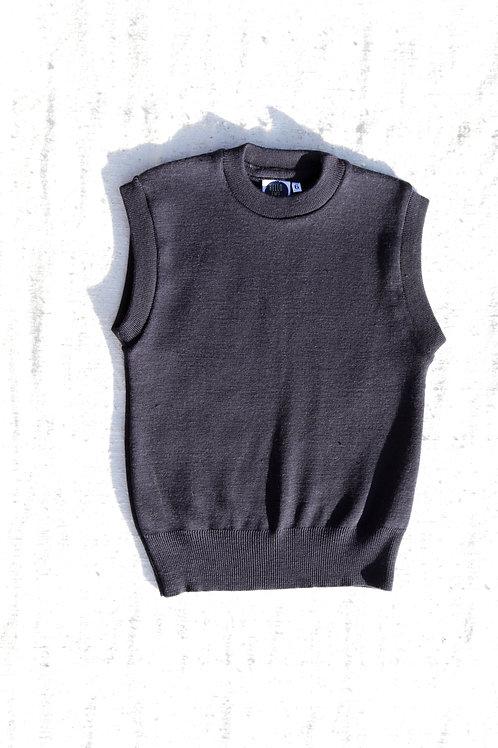 School (Crew-neck vest)