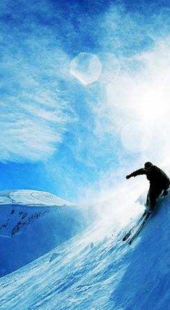 [bilder.4ever.eu] skifahren, skifahrer,