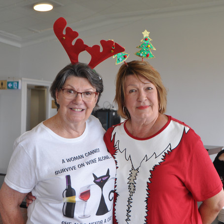 Christmas Party – after an odd year!