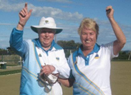 2014 Club Championship Pairs Finals