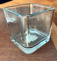 Small Square Vase or Candle Holder.jpg