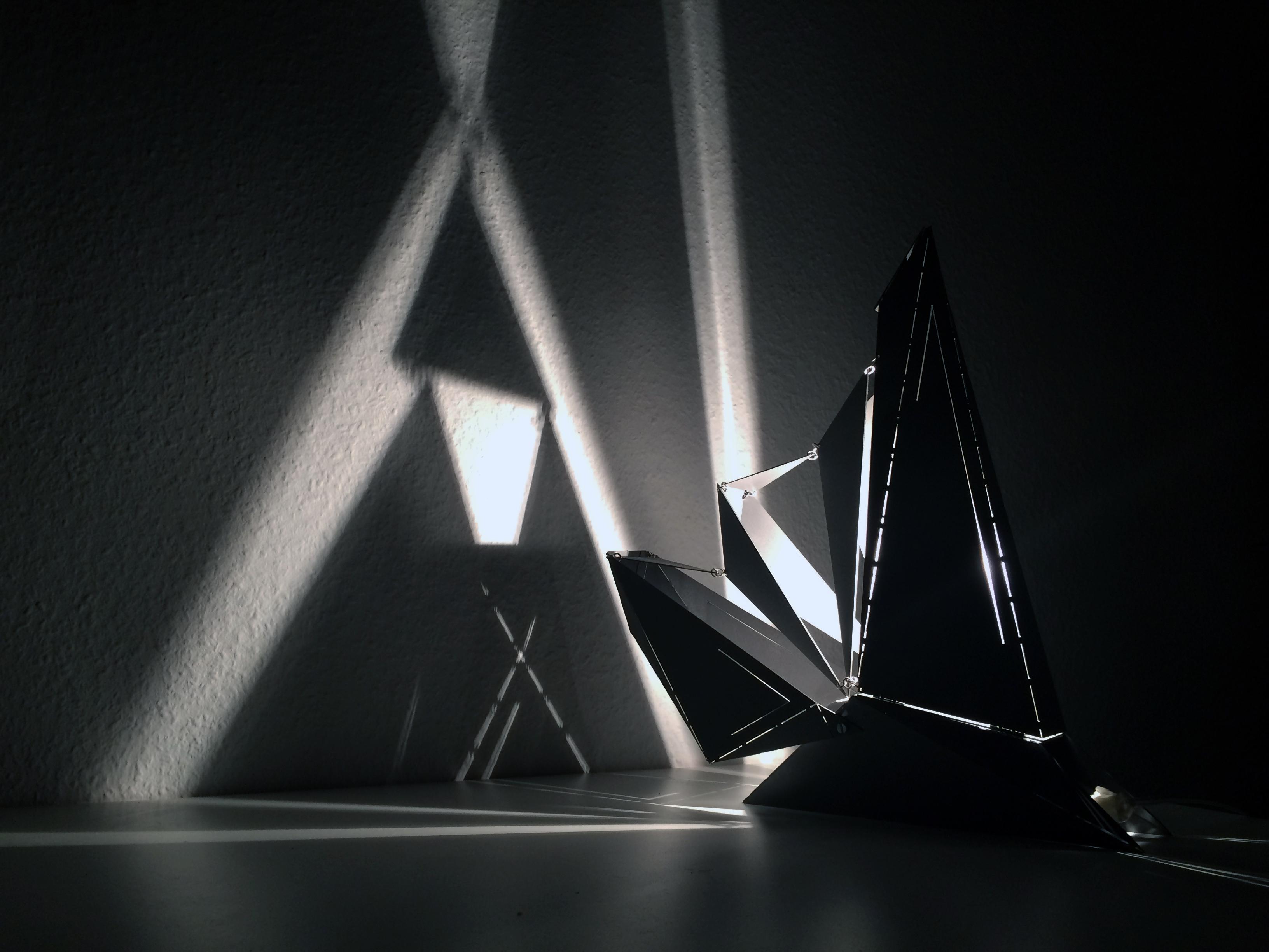 Entwurf Leuchte - Foto4 _ Hala Ghatasheh