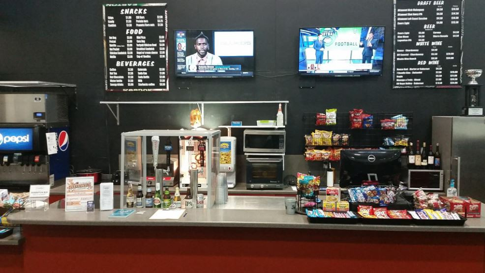 Tri Valley Snack Bar