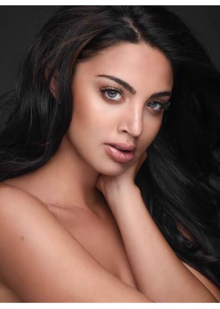 Casey Cheek Makeup