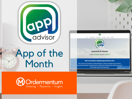 App Spotlight for December 2020 - Ordermentum