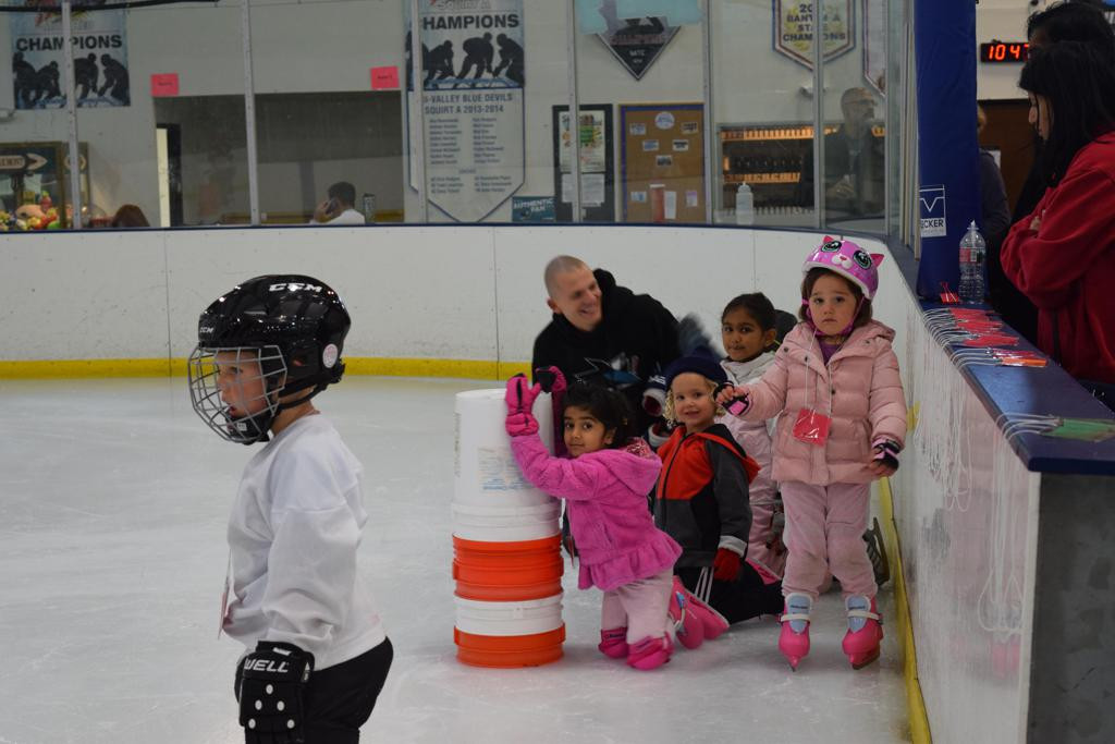 Tri Valley Ice Center Skating Lessons