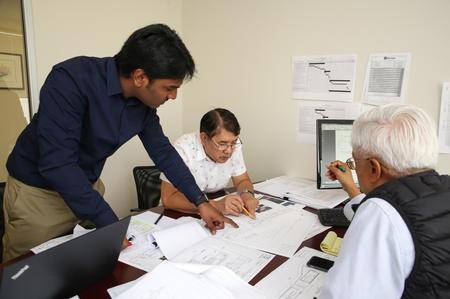 TSE Engineers at work