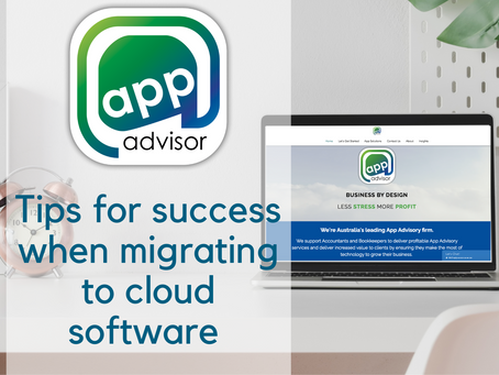 Tips for success when migrating to cloud software