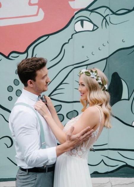 Florida Makeup artist Casey Cheek bridal makeup photoshoot