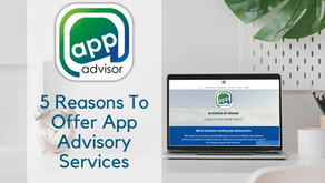 5 Reasons to Offer App Advisory Services
