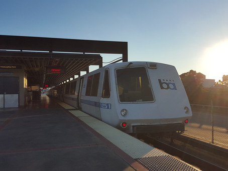 TSE's Work on BART Upgrade to Improve Commuter Experience