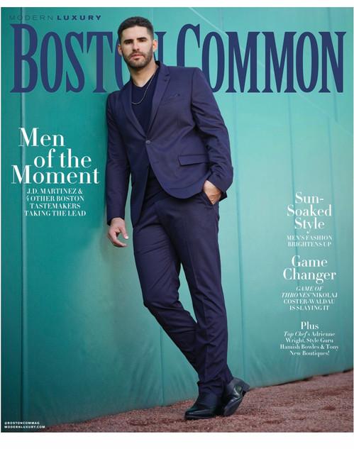 Boston Common magazine cover